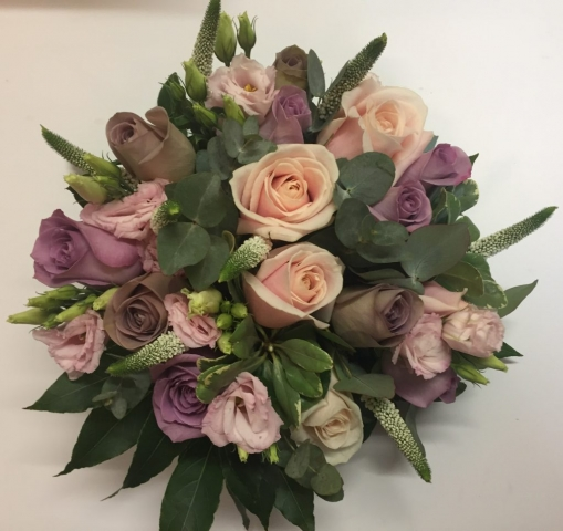 bridal bouquet  consultant redditch flowers