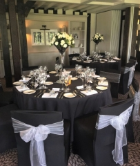 martini white & black martini vase stone manor hogarths
