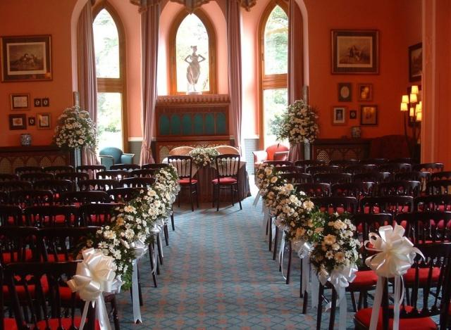 studley castle civil wedding