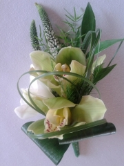 wedding flowers exotic orchids