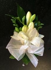 freesia smells nice flower