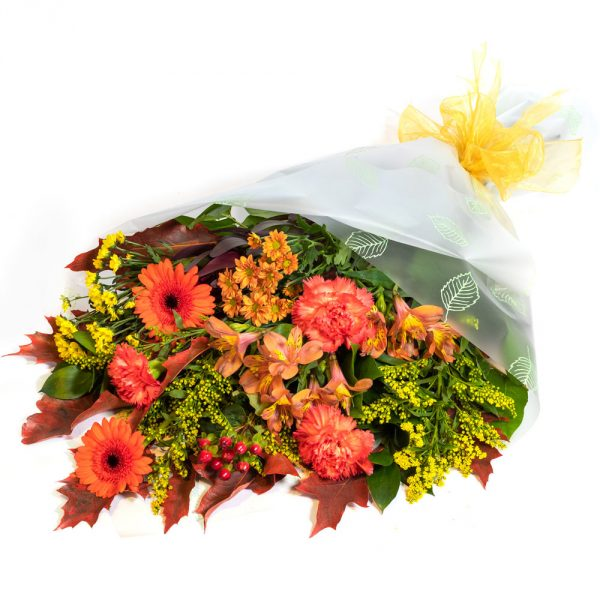 bright and cheerful bouquet