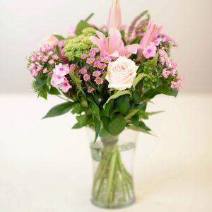 Shannon flower vase